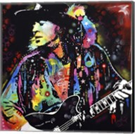 Stevie Ray Vaughan Fine-Art Print