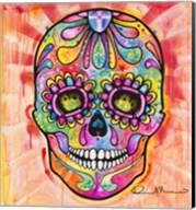 Sugar Skull - Day of the Dead Fine-Art Print