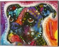 Alphabet Dog Fine-Art Print