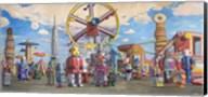 Fairgrounds Fine-Art Print