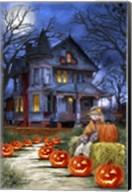Spooky House Fine-Art Print