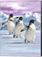 Penguins Fine-Art Print