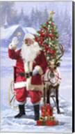 Santa 10 Fine-Art Print