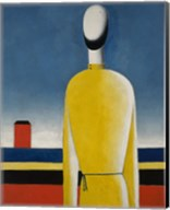 Presentimento Complex (Man with yellow shirt), 1928-1932 Fine-Art Print