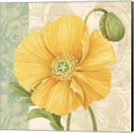 Pastel Poppies I Fine-Art Print