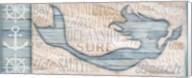 Ocean Life Mermaid Fine-Art Print