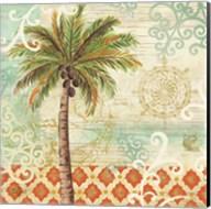 Spice Palms I Fine-Art Print