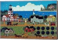 Great Lakes Light Fine-Art Print