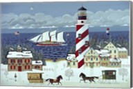 Christmas in the Carolinas Fine-Art Print