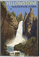 Yellowstone Tower Falls Fine-Art Print