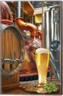 Beer Distillery Fine-Art Print
