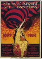 Noces D'Argent Del Barcelona 1899 Fine-Art Print