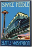 Space Needle Seattle Fine-Art Print