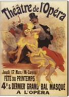 Theatre De L'Opera French Fine-Art Print