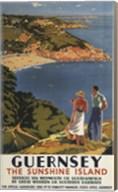 Guernsey Island Fine-Art Print