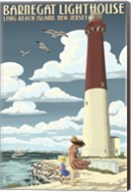 Barnegat Lighthouse New Jersey Fine-Art Print