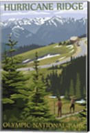 Hurricane Ridge Olympic Park Fine-Art Print