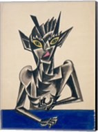 The Young Devil, 1920 Fine-Art Print