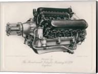 Napier Lion Engine Fine-Art Print