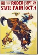 Rodeo State Fair Roan Fine-Art Print