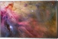 Abstract Art Found in the Orion Nebula Fine-Art Print