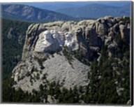 Aerial View, Mount Rushmore Fine-Art Print