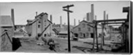 Calumet and Hecla Smelters Fine-Art Print
