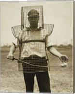 Mouse-trap Armor for Caddies Fine-Art Print
