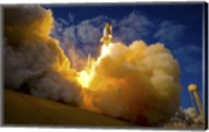 Space Shuttle Atlantis Fine-Art Print