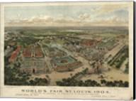 St Louis Worlds Fair Fine-Art Print