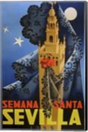 Semana Santa Sevilla IV Fine-Art Print