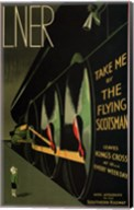 Flying Scotsman Fine-Art Print