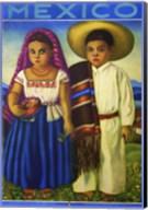 Botero Mexico Fine-Art Print
