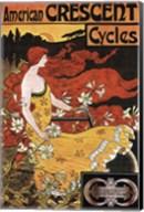 Crescent Cycles Fine-Art Print