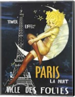 Paris Moon Fine-Art Print