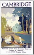 Cambridge Fine-Art Print