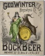 Bockbeer Green Fine-Art Print