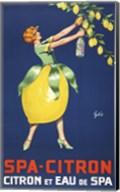Spa Citron Fine-Art Print
