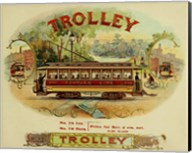 Trolley Cigars Fine-Art Print
