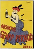 Abinsthe Gemp Pernod Fine-Art Print