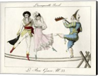 Tightrope Walkers French Fine-Art Print