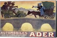Ader Auto, 1903 Fine-Art Print