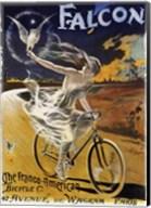 Falcon Bicycle Fine-Art Print