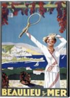 Beaulieu Mer Fine-Art Print