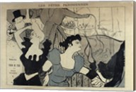 Les Fetes Parisiennes Fine-Art Print