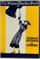 Womans Suffrage Fine-Art Print