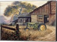 Deere Country Fine-Art Print