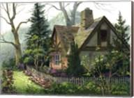 Hidden Cottage Fine-Art Print