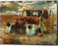 Abandoned Fine-Art Print