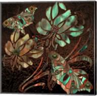 Copper Butterflies Fine-Art Print